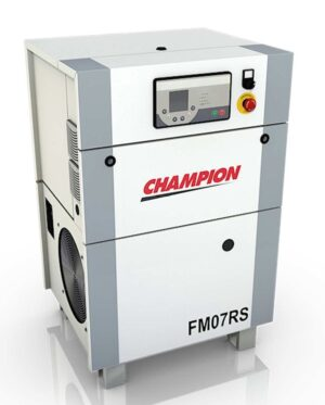 Champion 7.5kw Screw Compressor from PSSI, Cumbria, UK